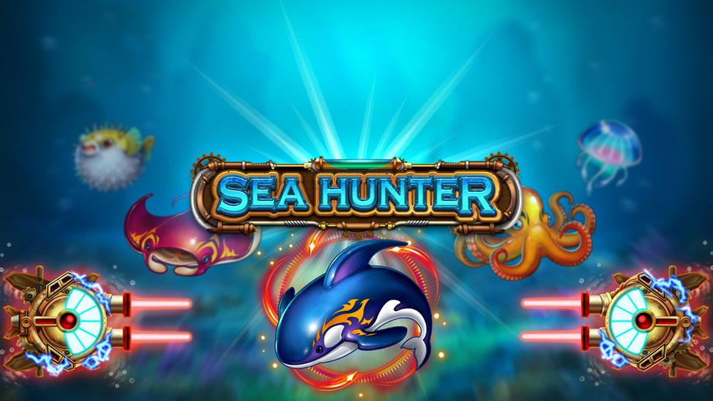 Sea Hunter Slot Machine