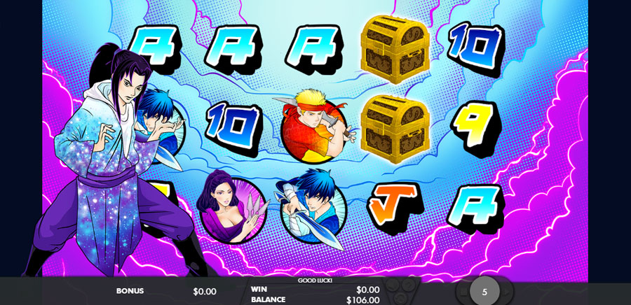 Genesis Gaming Released New Slot Fire And Ice Island