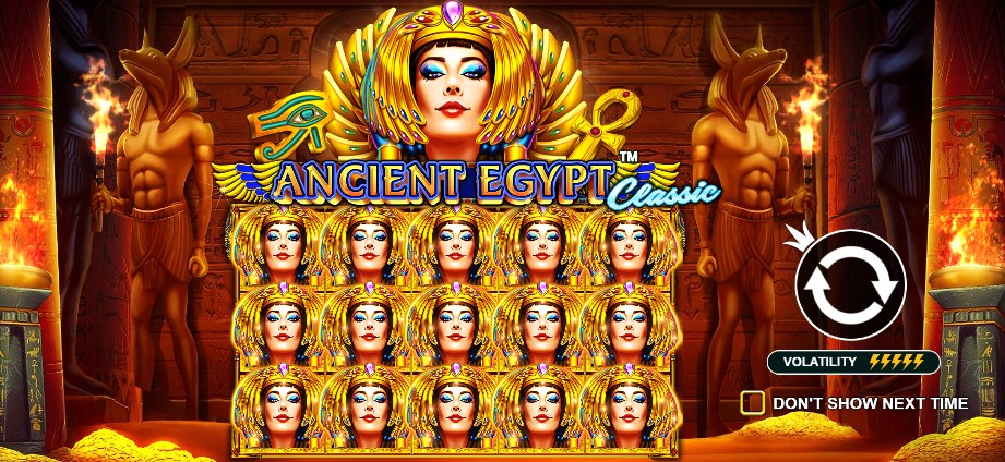 Play for free Ancient Egypt Classic
