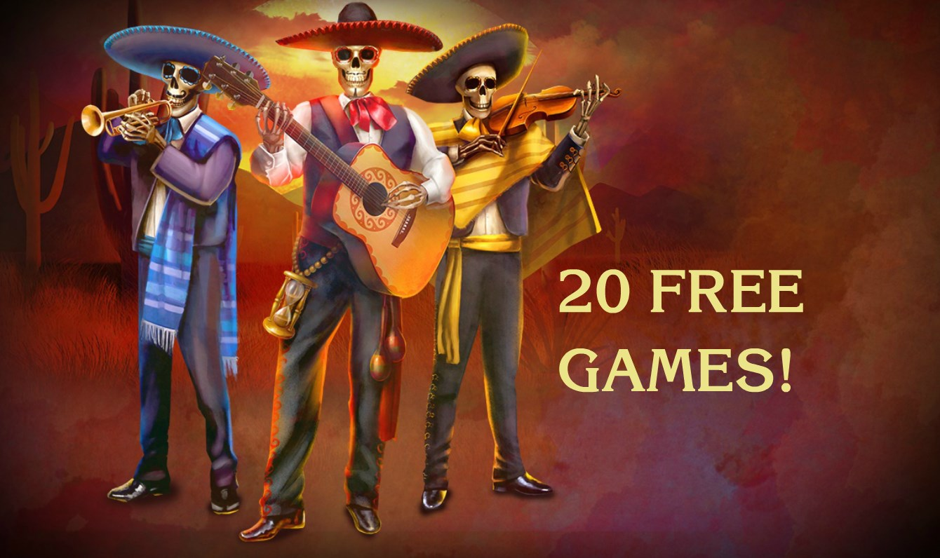 Dia de Los Muertos slot play for free