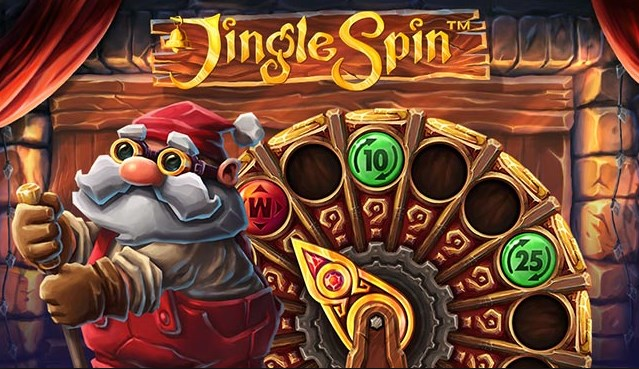 Play for free Jingle Spin