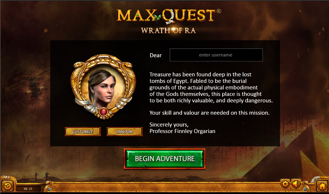 Max Quest play for free