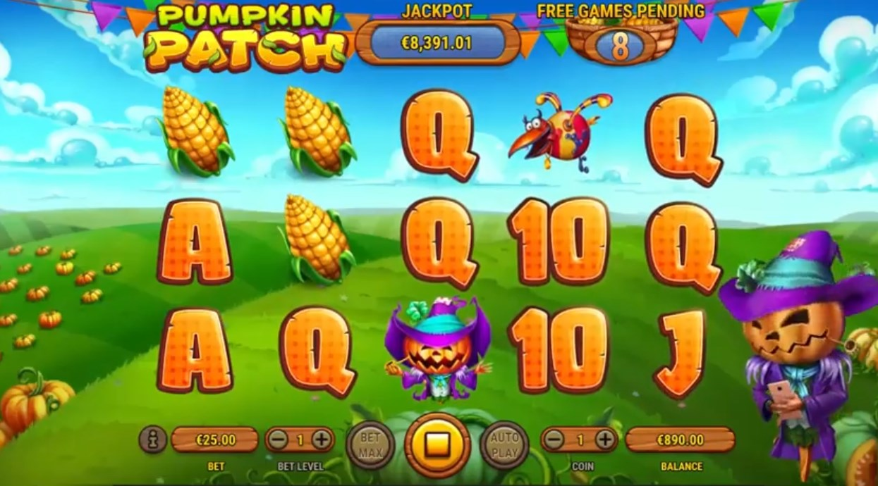 Pumpkin Patch play for free