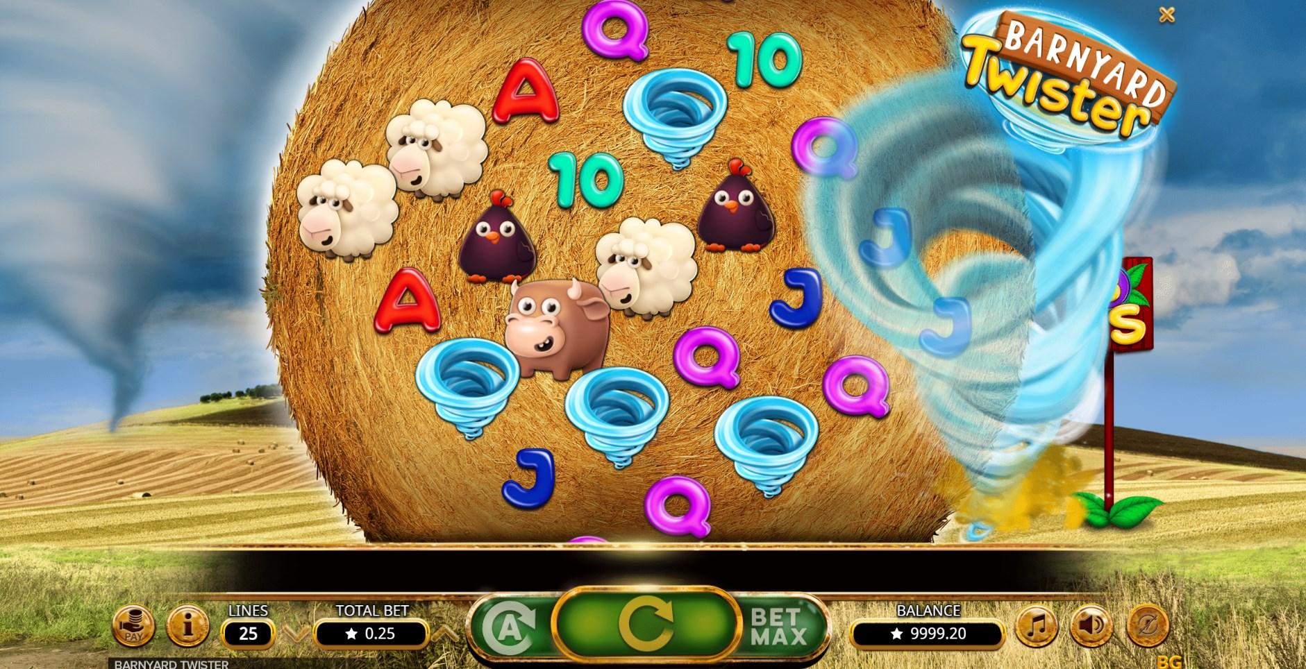 Barnyard Twister play for free