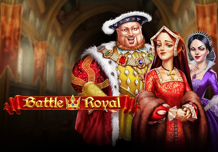 Slot machine Battle Royal