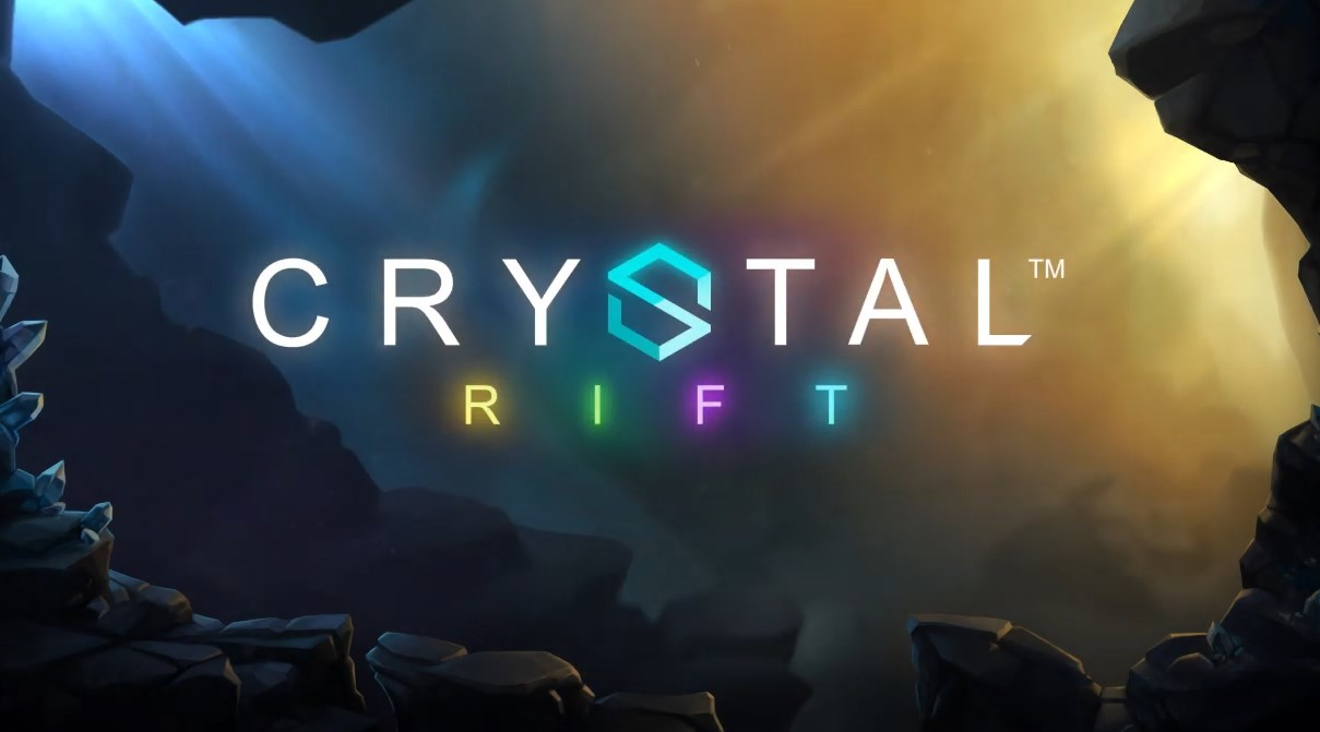 Slot machine Crystal Rift