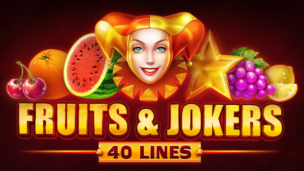 Play for free Fruits and Jokers 40 lines