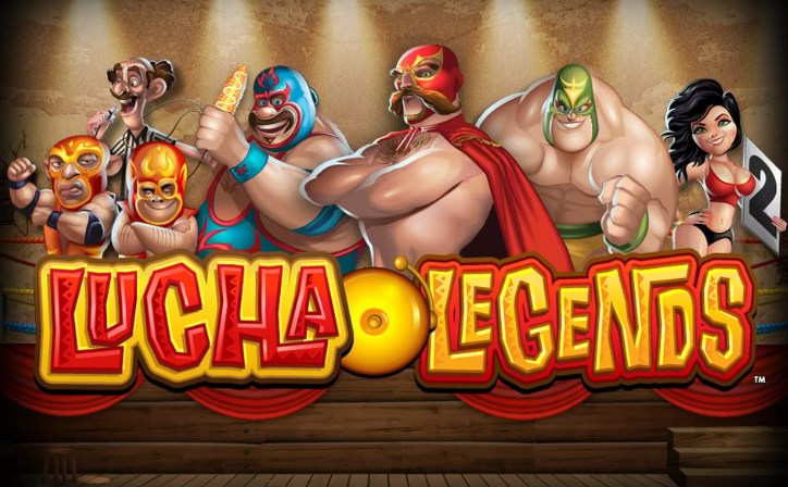 Play for free Lucha Legends
