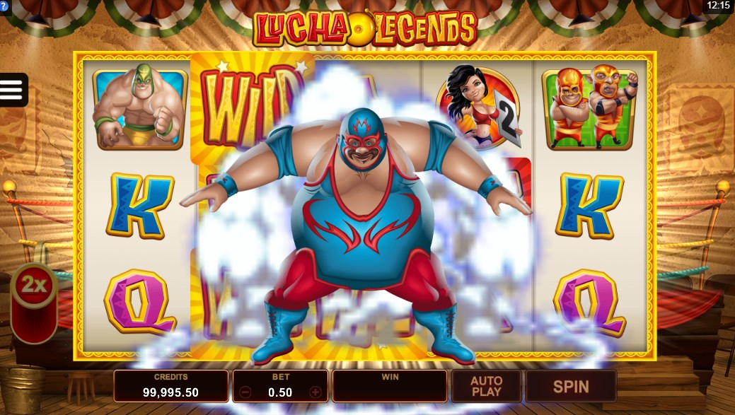 Lucha Legends play for free