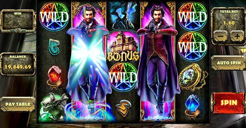 Magic Wilds slot play for free