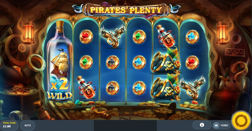 Pirates` Plenty slot play for free