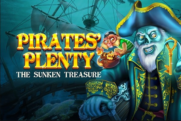 Slot machine Pirates` Plenty