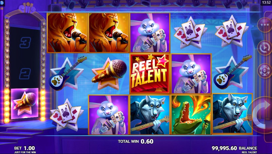 Reel Talent slot play for free