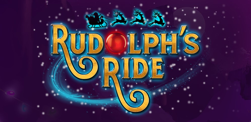 Slot machine Rudolph's Ride