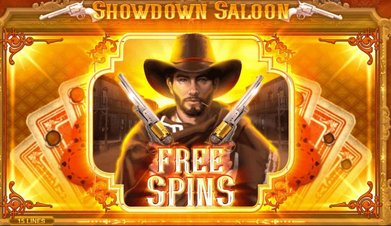 Showdown Saloon play for free