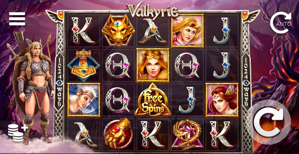 Play for free Valkyrie