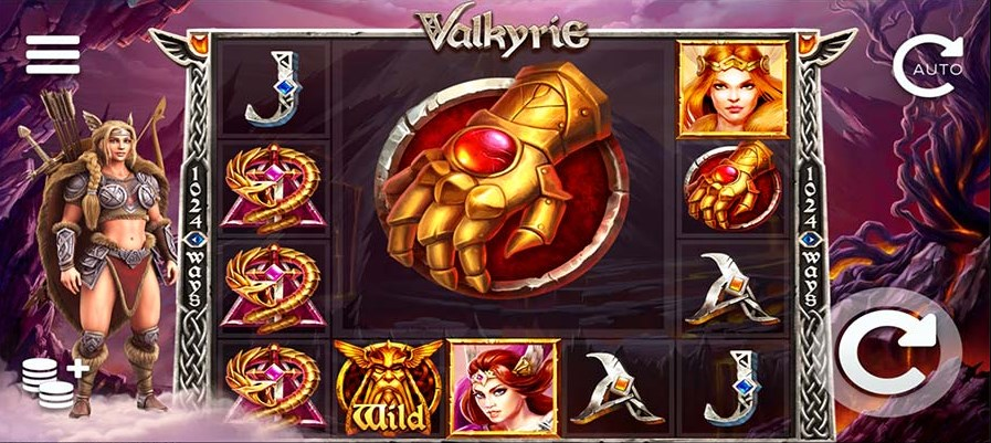 Valkyrie slot play for free