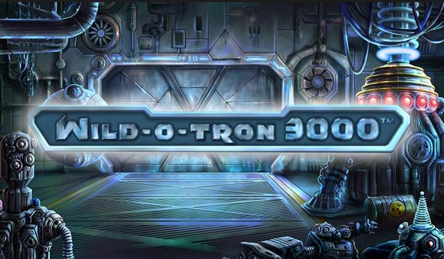 Slot machine Wild-O-Tron 3000