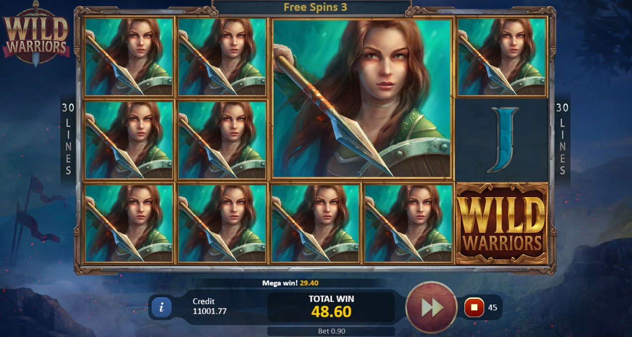 Wild Warriors play for free