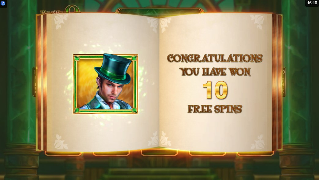 Book of Oz slot play for free