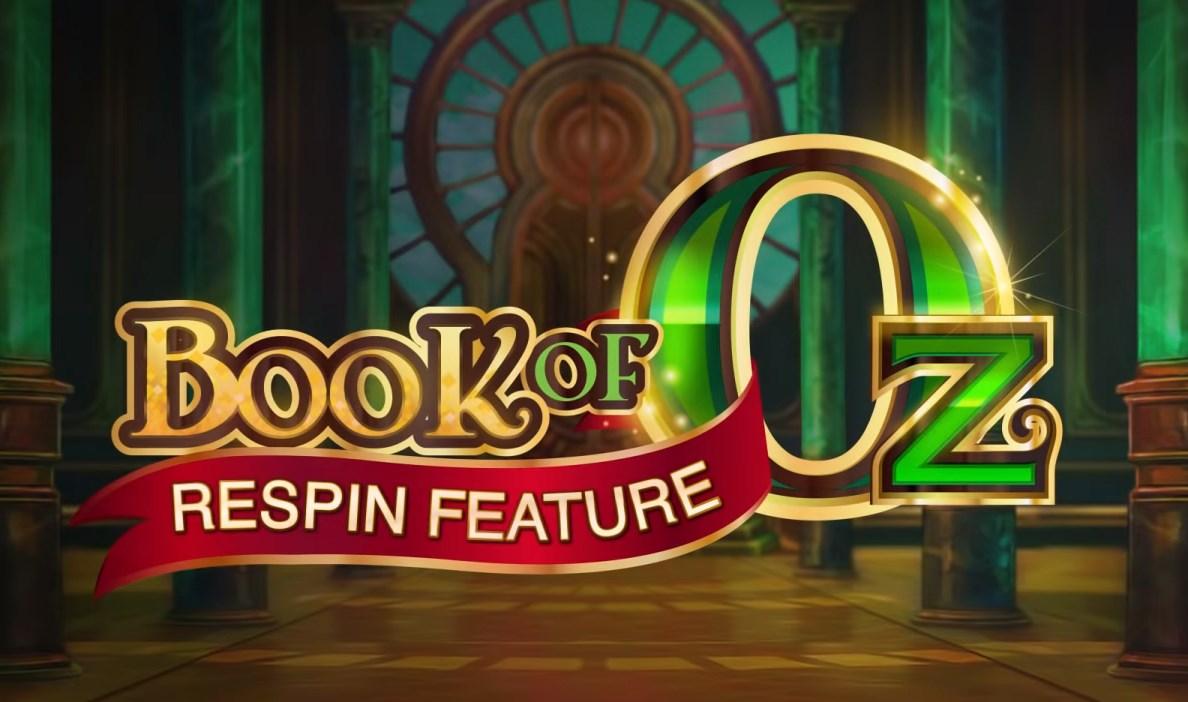 Slot Book of Oz