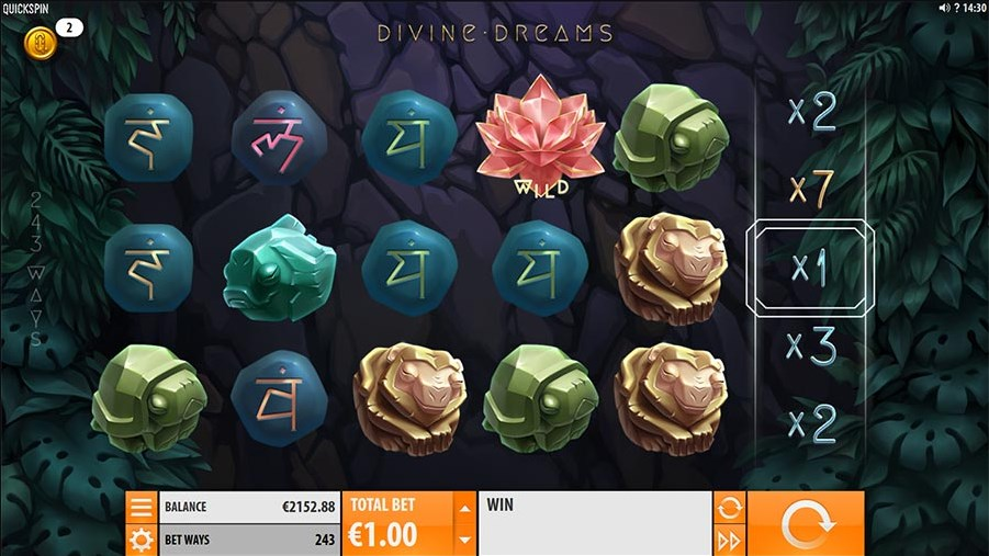 Play for free Divine Dreams