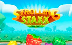 Play for free Strolling Staxx Cubic Fruits