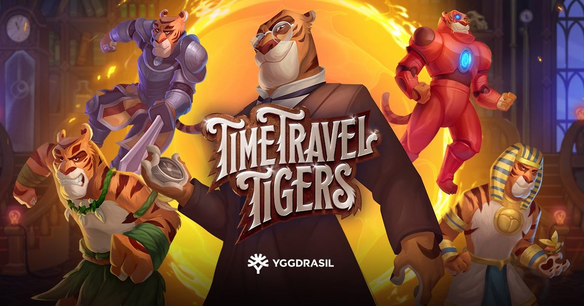 Play for free Time Travel Tigers