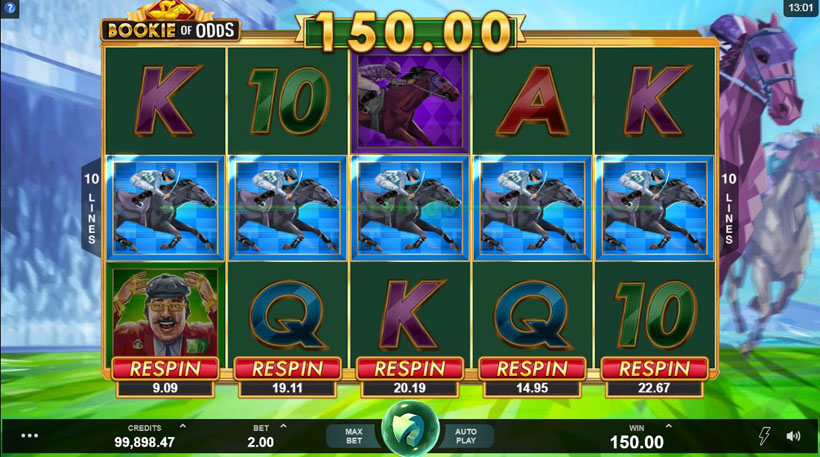 play free horse racing slots without registration
