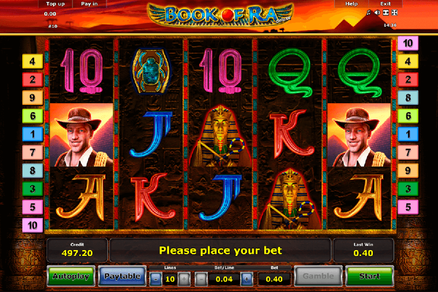 egyptian casino slots play for free
