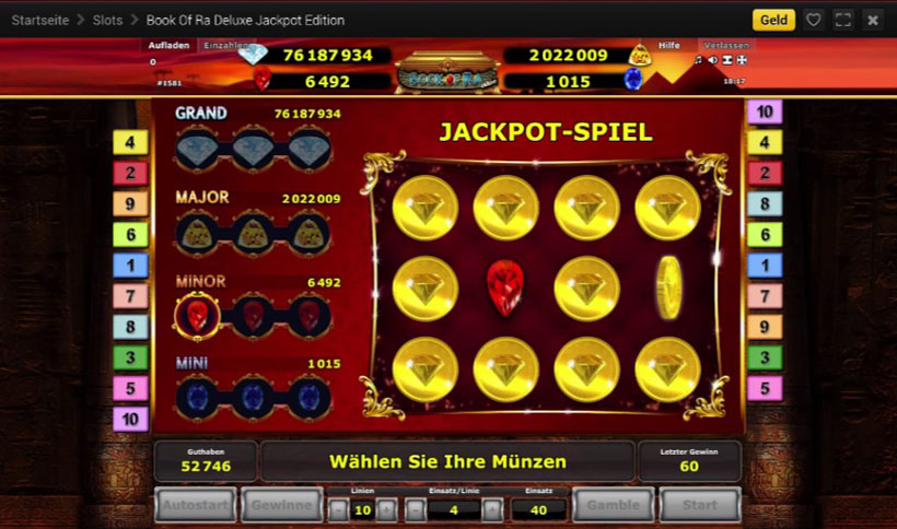 book of ra play free slot machine