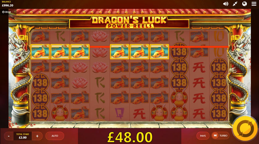 best dragon themed slots