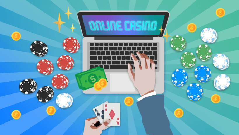 register duplicate online casino account